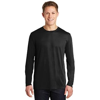 Sport-Tek ®  Long Sleeve PosiCharge ®  Competitor ™  Cotton Touch ™  Tee. ST450LS