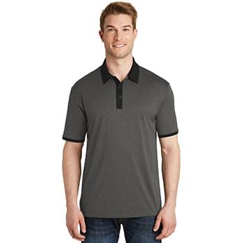 Sport-Tek ®  Heather Contender ™  Contrast Polo. ST667