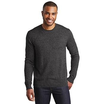 Port Authority  ®  Marled Crew Sweater. SW417