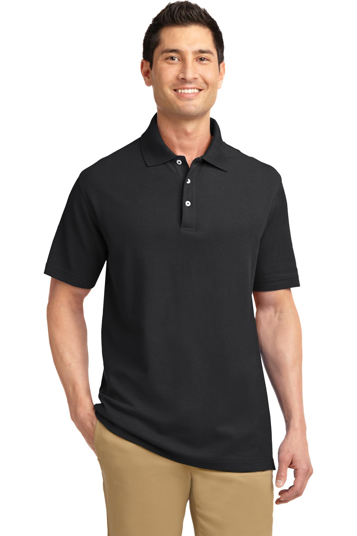 Port Authority ®  Tall EZCotton™ Pique Polo. TLK800