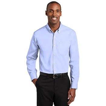 Red House ®   Tall Pinpoint Oxford Non-Iron Shirt. TLRH240