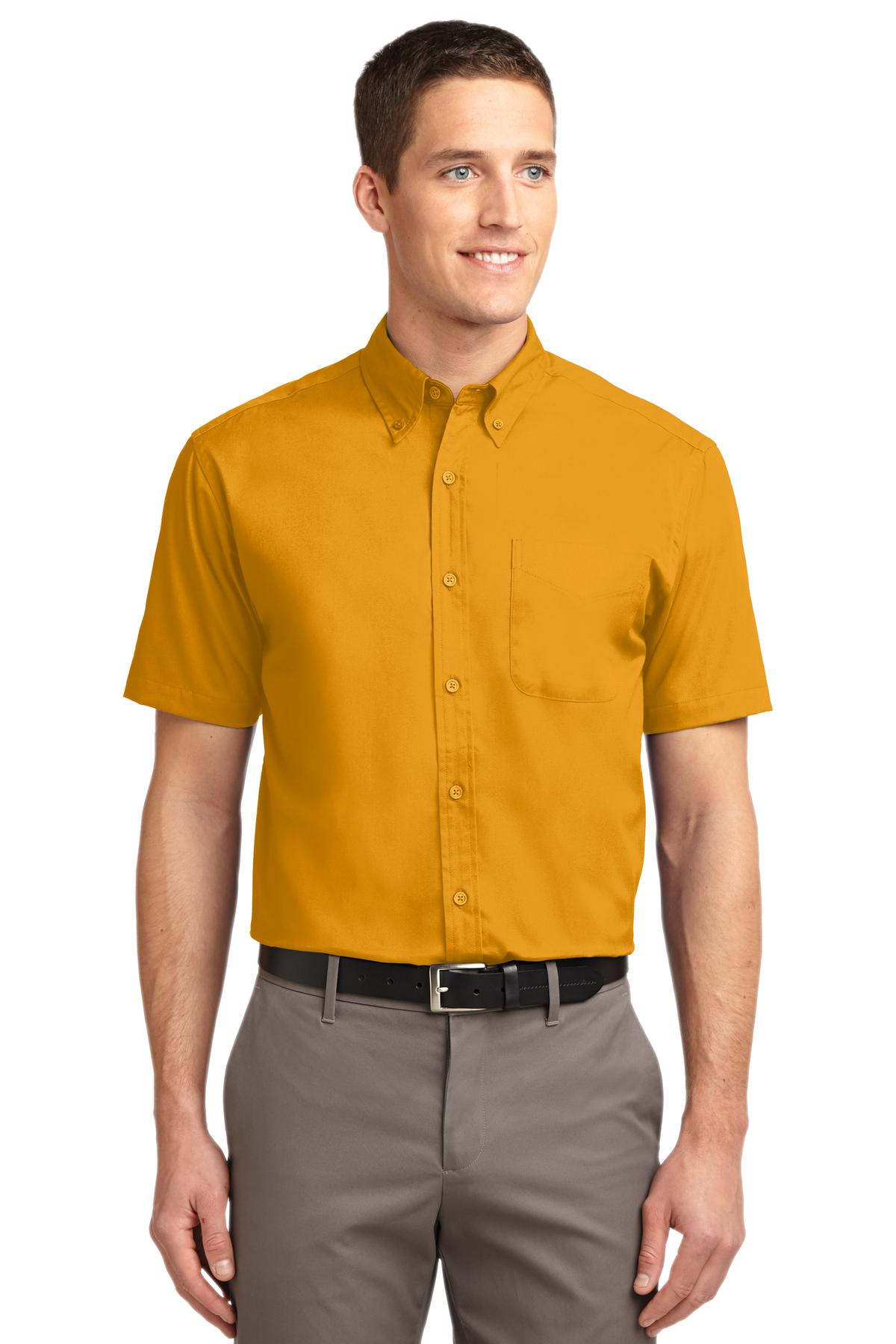 Port Authority ®  Tall Short Sleeve Easy Care Shirt. TLS508