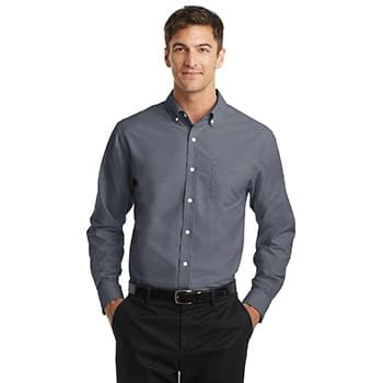 Port Authority ®  Tall SuperPro ™  Oxford Shirt. TS658