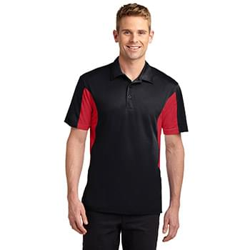 Sport-Tek ®  Tall Side Blocked Micropique Sport-Wick ®  Polo. TST655