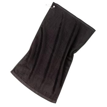 Port Authority ®  Grommeted Golf Towel.  TW51
