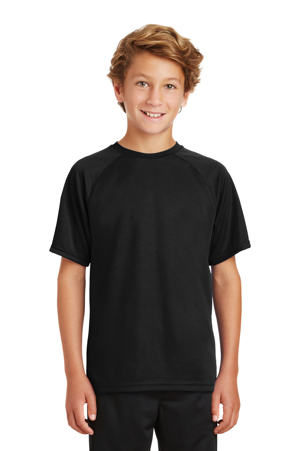 Sport-Tek ®  Youth Dry Zone ®  Raglan T-Shirt.  Y473
