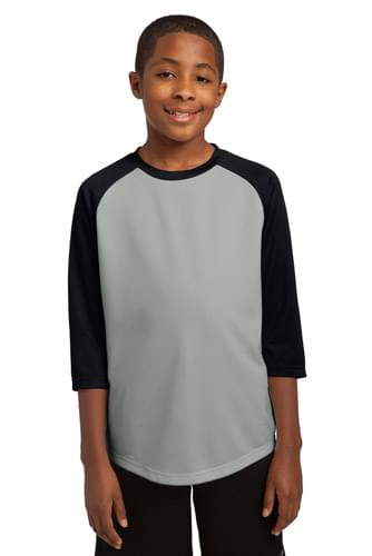 Sport-Tek ®  Youth PosiCharge® Baseball Jersey. YST205