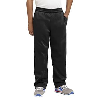 Sport-Tek ®  Youth Sport-Wick ®  Fleece Pant. YST237