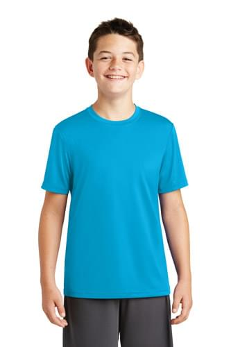 Sport-Tek ®  Youth PosiCharge ®  Tough Tee ™ . YST320