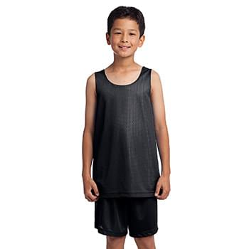 Sport-Tek ®  Youth PosiCharge ®  Classic Mesh Reversible Tank. YST500